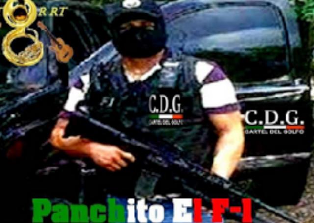 """Capturan a El Panchito """"El F1"""" líder del Cártel del Golfo"""