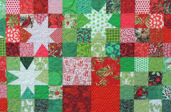 Christmas quilts, www.springleafstudios.com