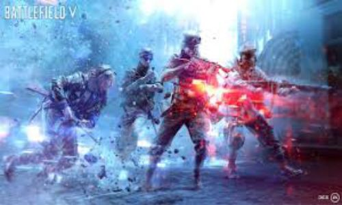 Download Battlefield V Highly Compressed