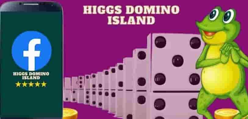 Cara Menghubungkan Facebook ke Higgs Domino