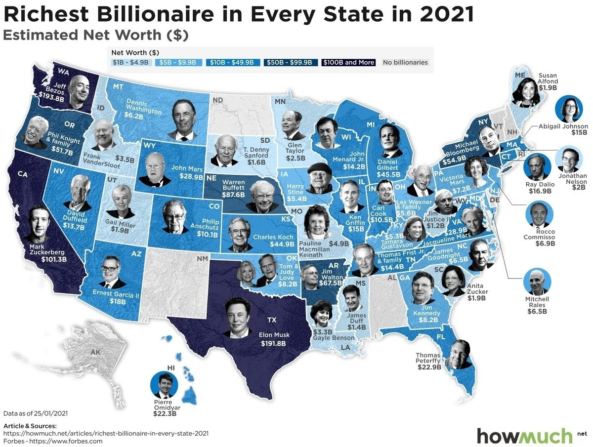 mapping-the-wealthiest-billionaires-in-each-us-state-infographic