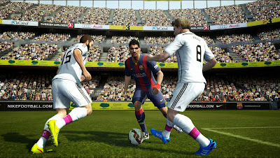 Sun Patch 4.0 For PES 2013 - MirrorCreator
