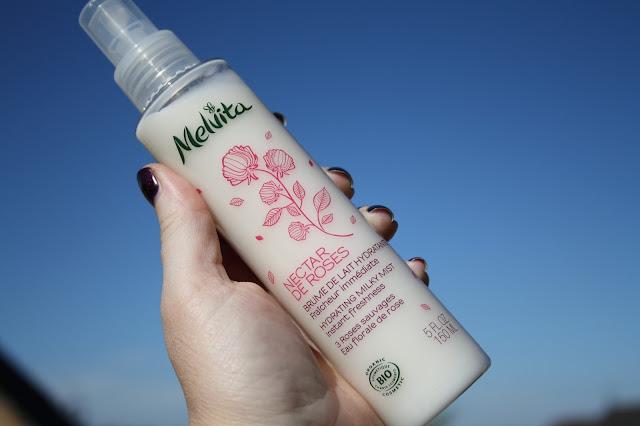 Melvita Nectar de Roses Hydrating Milky Mist