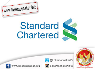 Loker Bank PT Standard Chartered