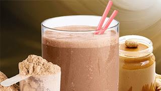 proteinli milkshake tarifi - KahveKafeNet