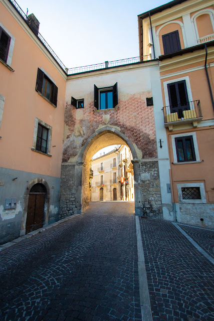 Porta pacentrana-Sulmona
