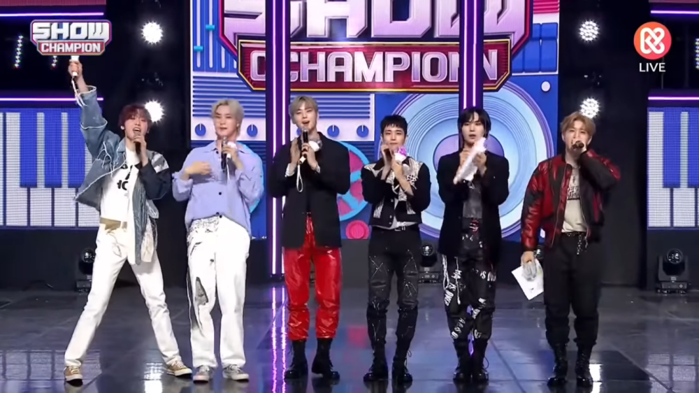 ASTRO Takes Home the 2nd Trophy for 'ONE', Congratulations!