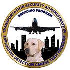 TSA Canine Seal