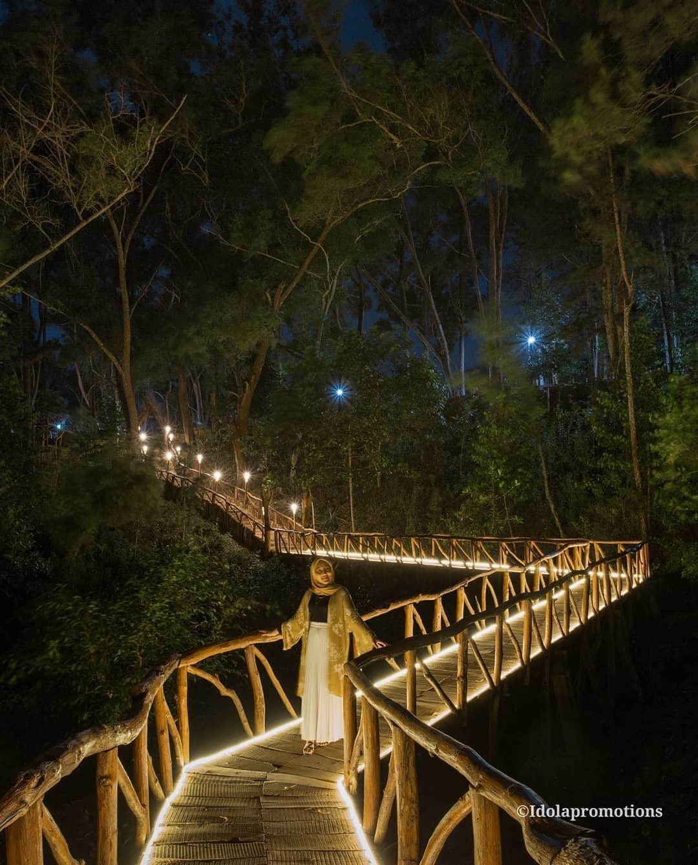 Wisata Malam Seribu Batu Songgo Langit