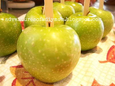 Secret Tips for Perfect Caramel Apples