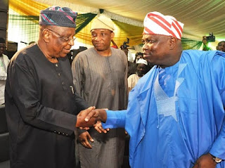 Ambode and Ajomale