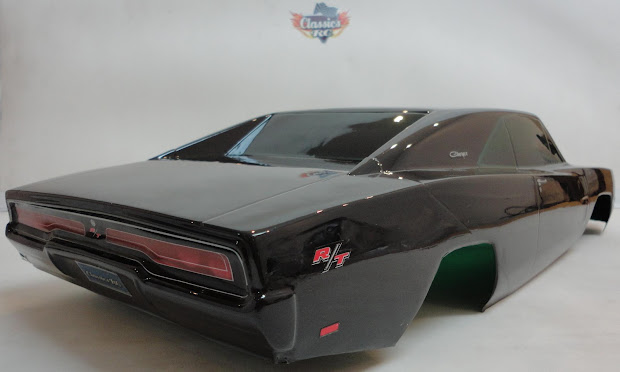 RC Dodge Charger R T