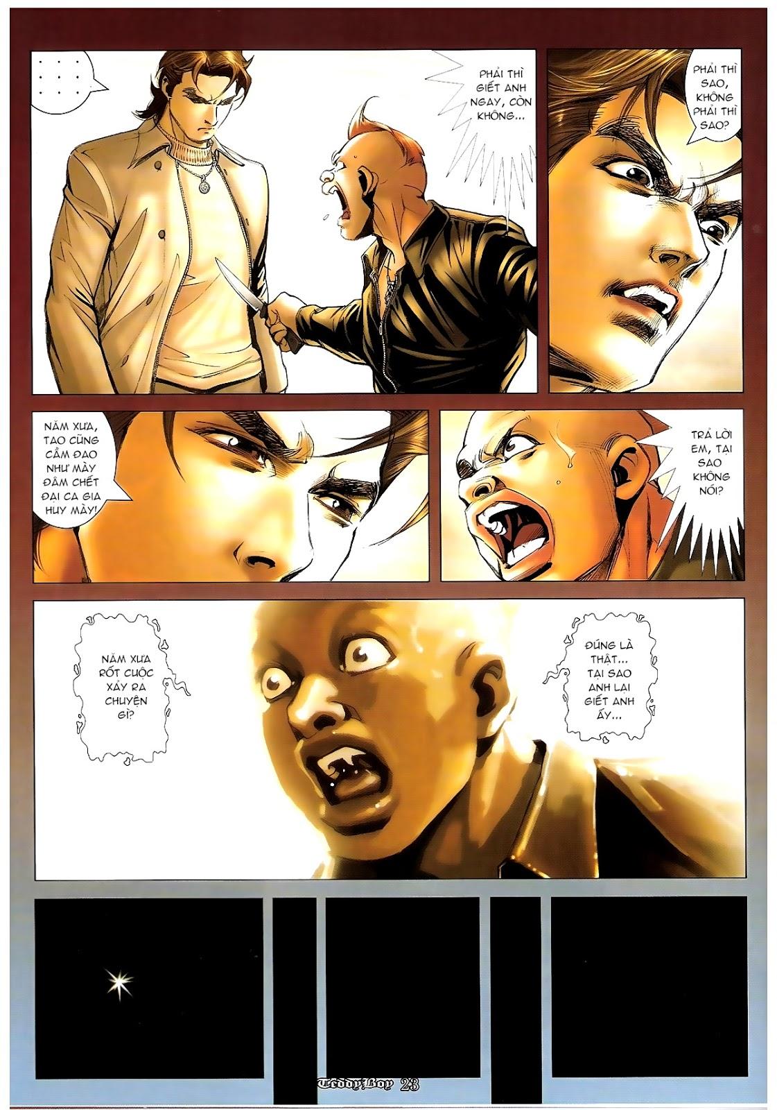 Người Trong Giang Hồ - Chapter 1235: Đồng qui ư tận - Pic 19
