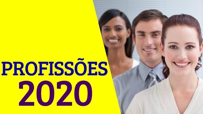 Cinco profissões para empreender em 2020