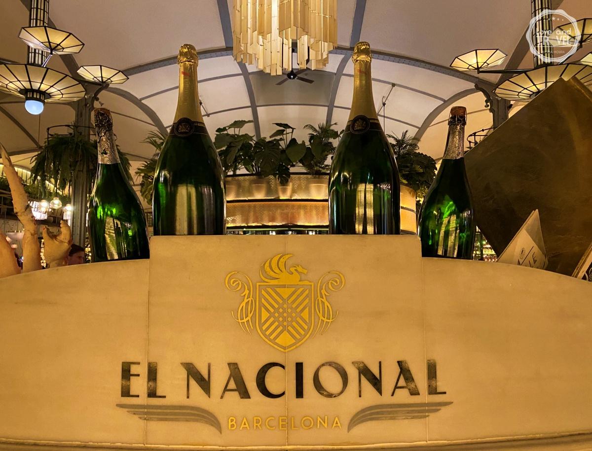 El Nacional - La Experiencia Gastronomica de Barcelona