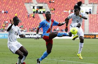 بالفيديو : غانا تفشل في استغلال سقوط مصر وتتعثر في ملعبها أمام الكونغو