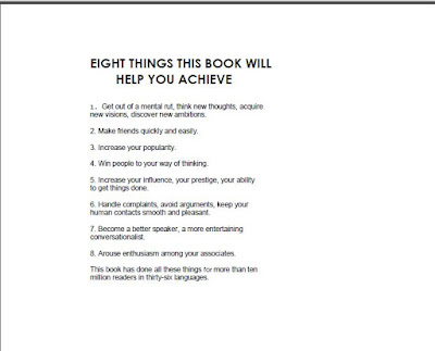 How to Win Friends and Influence People by Dale Carnegie Download eBook in PDF