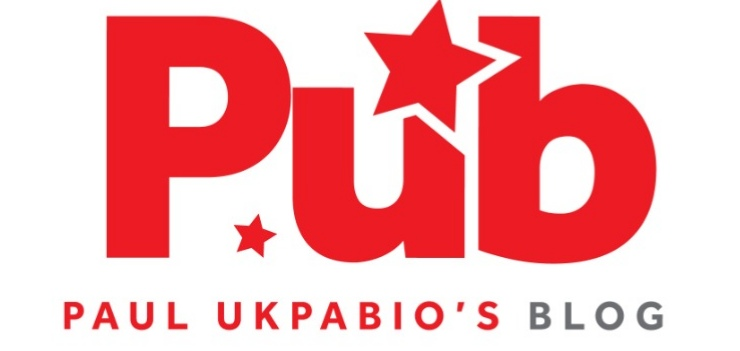 Paul Ukpabio's Blog