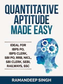 quantitative aptitude made easy