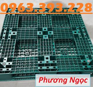 Pallet nhựa cũ, pallet nhựa kê hàng, pallet nhựa nâng hàng đã qua sử dụng 269297a4439cbac2e38d
