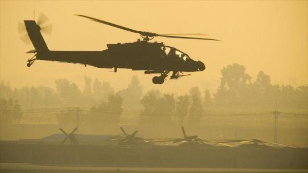 Helicóptero de ataque estadounidense mata a 7 civiles en Irak