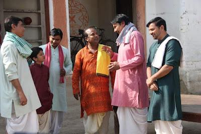 Tu Diya Aur Bati Hum Movie actor