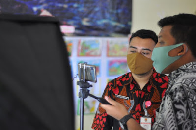 Galih Suci Pratama Guru Berprestasi di Semarang