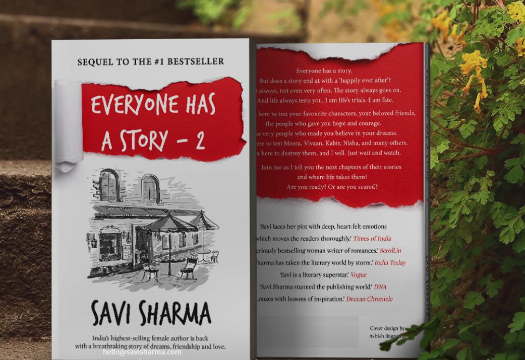 Everyone Has A Story 2 By Savi Sharma Free Pdf Download Yurbookstore