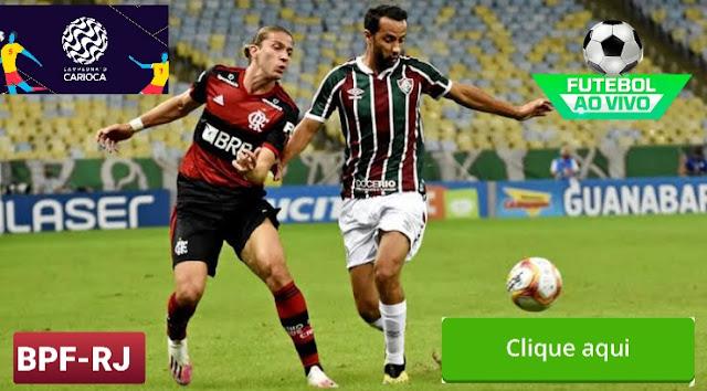 Fluminense x Flamengo, primeiro jogo da Final do Campeonato Carioca 2020, ao Vivo online Grátis, Aqui!