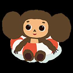 LINE NEWS × Cheburashka