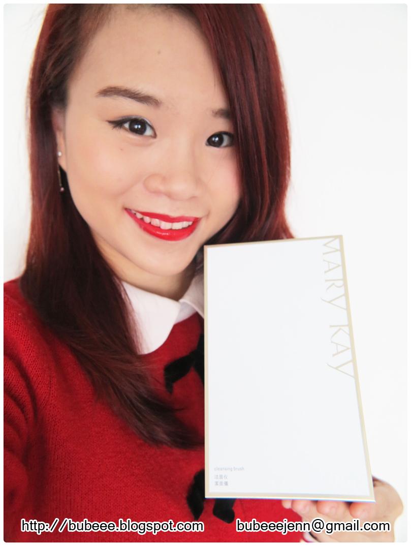 ♥ bubeee. ♥: 【保養】 Mary Kay 限量版升級潔面儀 ♥ 兩款高密度輕柔刷頭 ♥ 打造你的靈活潔膚方案