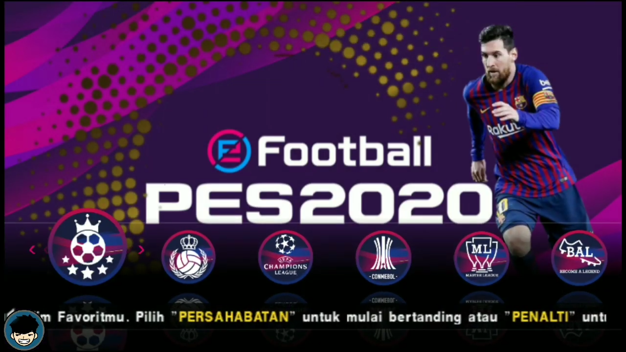 PES 2020 PPSPP Jogress v4 1 2 New Transfers + Textures