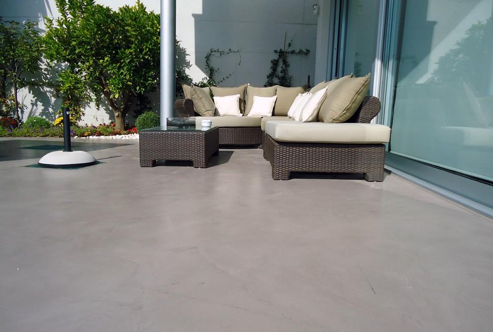 Los mejores suelos de exterior decoshabby - Suelos terraza exterior ...