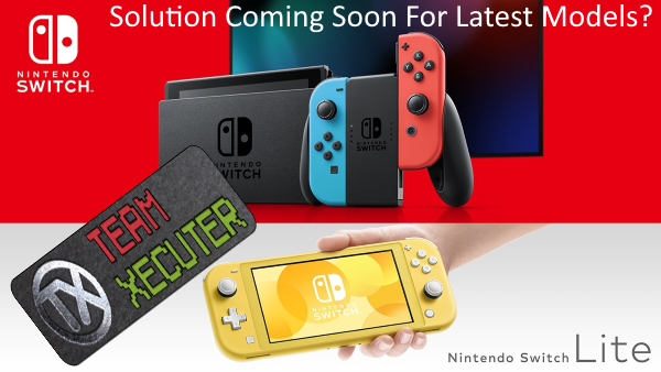Team-Xecuter Solution Coming Soon For Latest Switch Models!