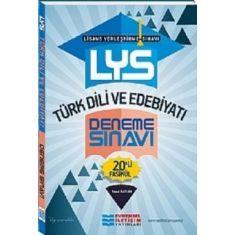 Evrensel LYS Türk Dili ve Edebiyatı Deneme Sınavı 20li Fasikül