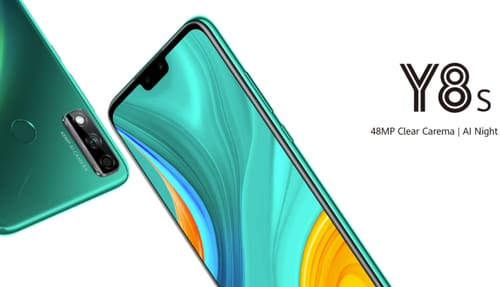 Huawei announces Y8 with Google services