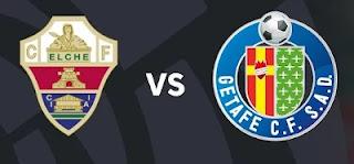 Resultado Getafe vs Elche liga 13-9-21