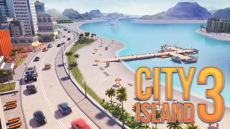City Island 3: Building Sim Offline MOD Dinheiro Infinito 3.2.10