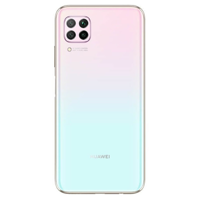 Huawei Nova 6 SE Light Pink