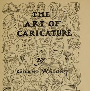 The art of caricature 1914 By Grant Wright, Free PDF eBook