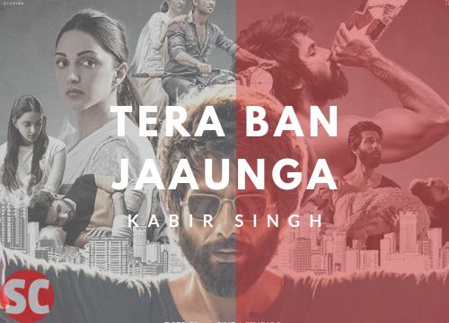 Tera Ban Jaunga - Kabir Singh Guitar Chords