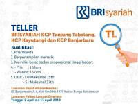 Lowongan Kerja Bank Syariah April 2018