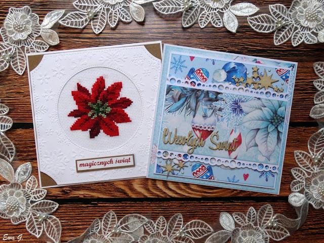 Czerwcowe kartki bożonarodzeniowe