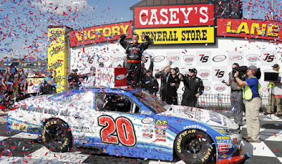 July 27-28 - #NASCAR K&N Pro Series 'Casey's General Store 150'