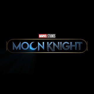 Moon Knight Marvel Disney+ Series Logo