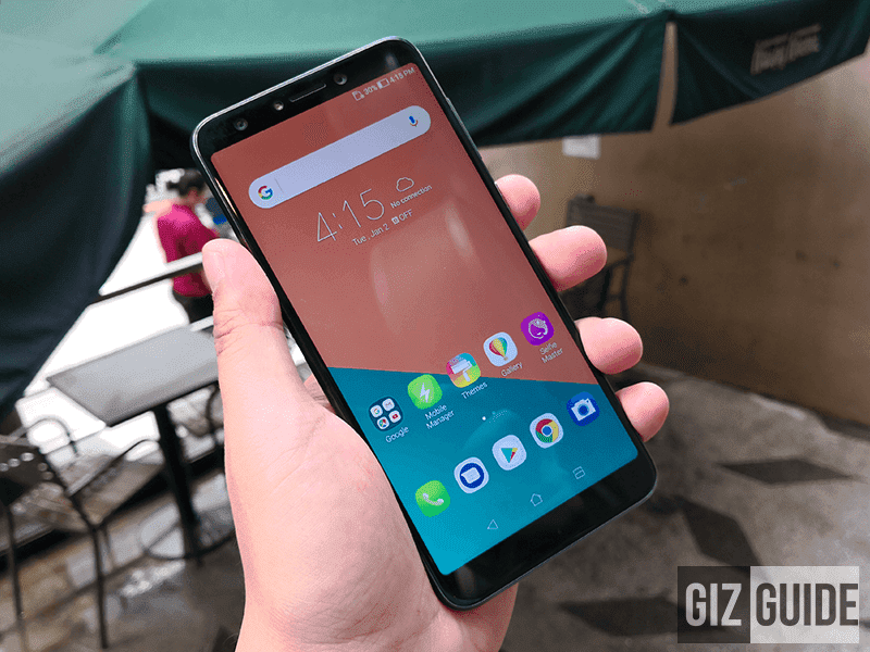 The ASUS ZenFone 5, 5Z and 5Q are all going to get the update