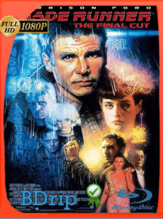 Blade Runner (1982) BDRip [1080p] Latino [Google Drive] Panchirulo
