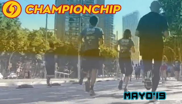 Lliga Championchip 2019 - Mayo