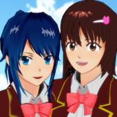 تحميل لعبة SAKURA School Simulator للأيفون والأندرويد XAPK