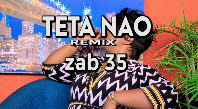 Teta Nao remix | Christina Shusho | AUDIO | DOWNLOAD Mp3